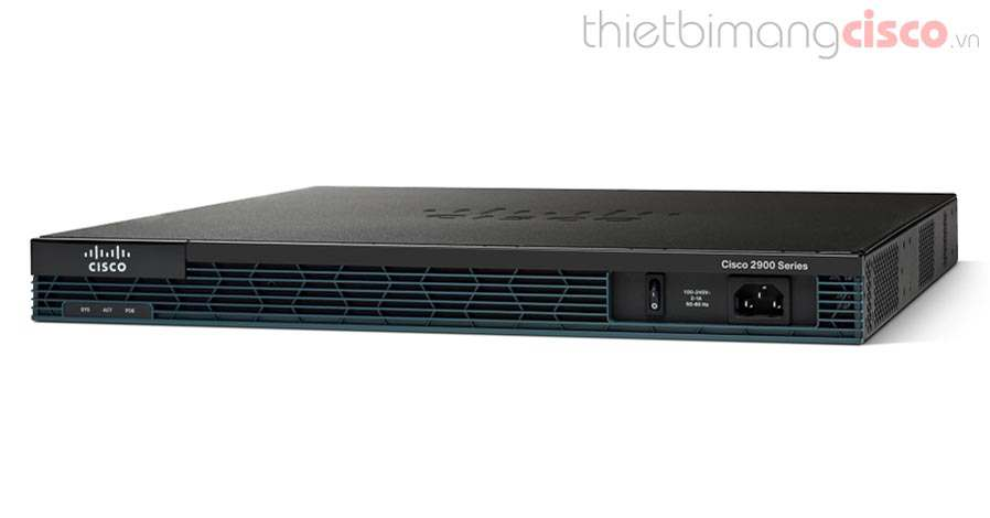 CISCO 2901-V/K9, ROUTER CISCO 2901-V/K9