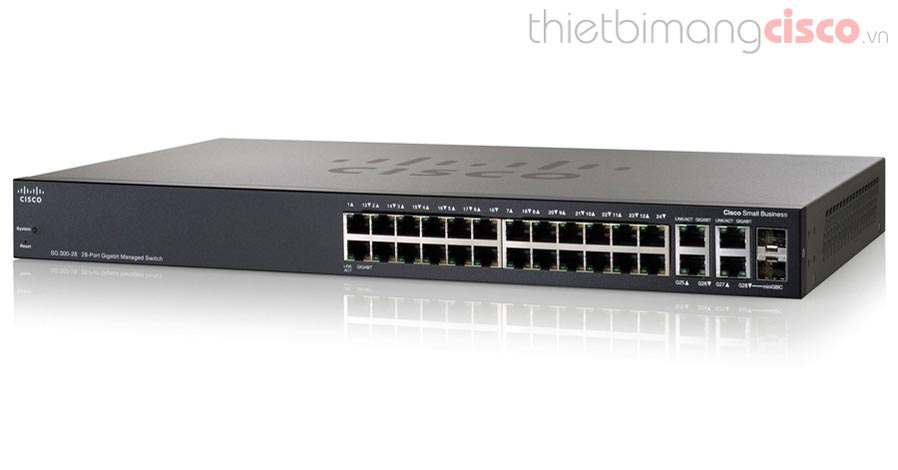 CISCO SRW2024-K9-EU, Switch cisco SRW2024 (SG300-28)