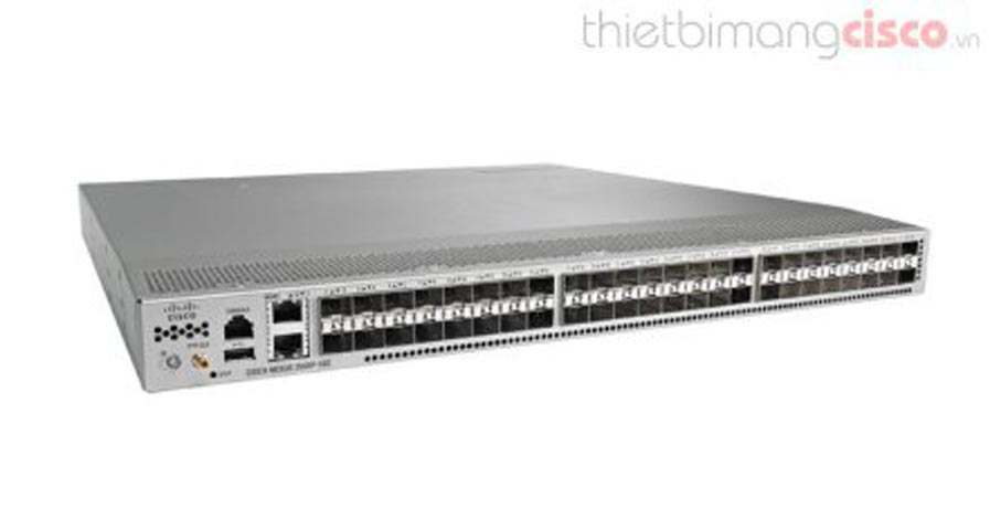 Nexus N3K-C3524P-10G, Cisco Nexus N3K-C3524P-10G 24 x 10G SFP+ active Ethernet ports