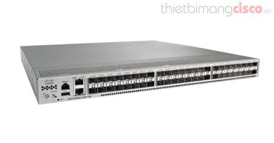 Nexus N3K-C3548P-10G, Cisco Nexus N3K-C3548P-10G Switch Layer 2 and layer 3 - 48 x 10G SFP+