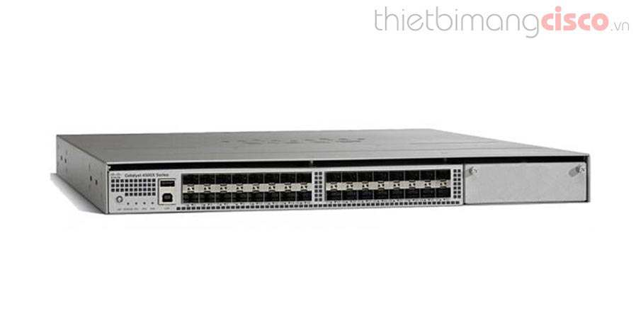 Cisco C1-C4500X-32SFP+, Cisco One C1-C4500X-F-32SFP+ Catalyst 4500-X Network Switch