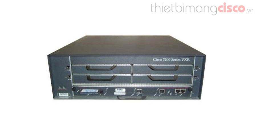 Cisco 7204VXR/400, Cisco 7204VXR with NPE-400 and I/O Controller with 2FE/E Ports
