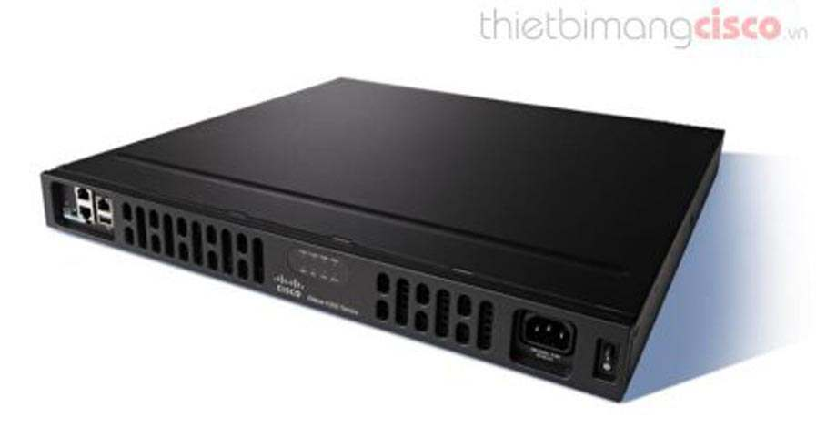 Cisco ISR4331-AX/K9, Router Cisco ISR4331-AX/K9 Cisco ISR 4331 AX Bundle w/ APP,SEC lic