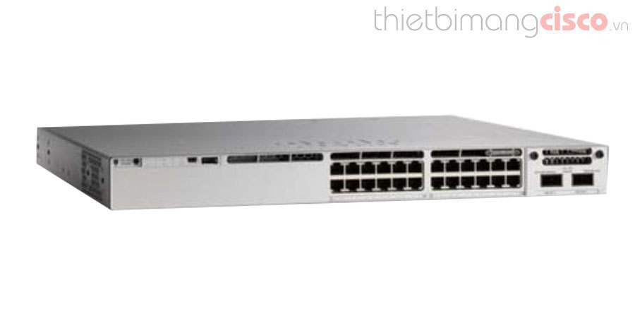 Cisco C9300-24P-A, Cisco C9300-24P-A 24Port 10/100/1000Mbps , PoE+