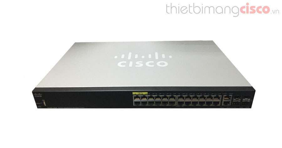 CISCO SG350-28MP-K9-EU, SG350-28MP-K9-EU 28-port Gigabit POE Managed Switch,  26 10/100/1000 ports,  2 SFP slots, 2 combo mini-GBIC