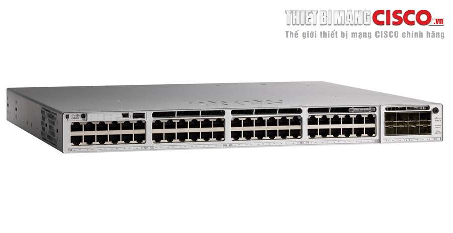 C9200-48T-A, C9200-48T-A Catalyst 9200 48-port Data Switch, Network Advantage