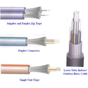 cáp quang Singlemode và Multimode