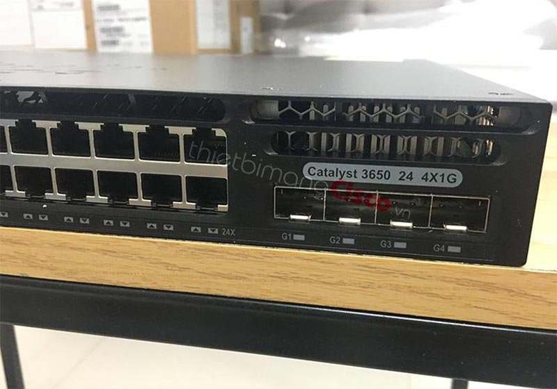 4 Port SFP Gigabit Ethernet