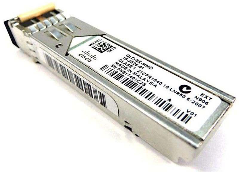 Module Cisco GLC-SX-MMD chính hãng Cisco