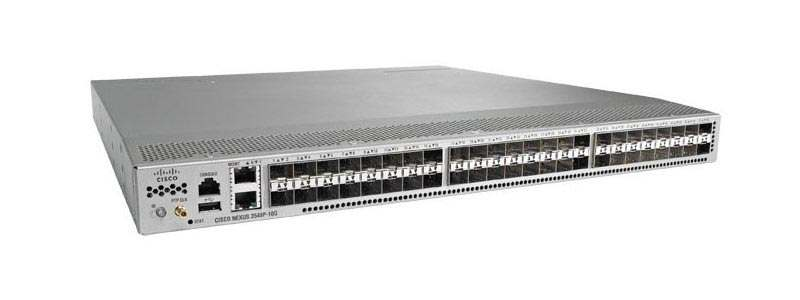 Cisco Nexus N3K-C3524P-10G Switch Layer 2 and layer 3 - 24 x 10G SFP+ active Ethernet ports