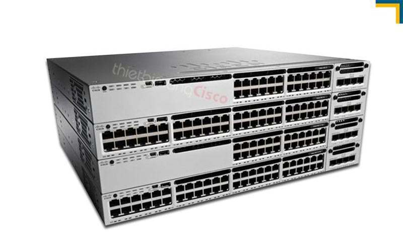 Switch Cisco C3850-48T-S