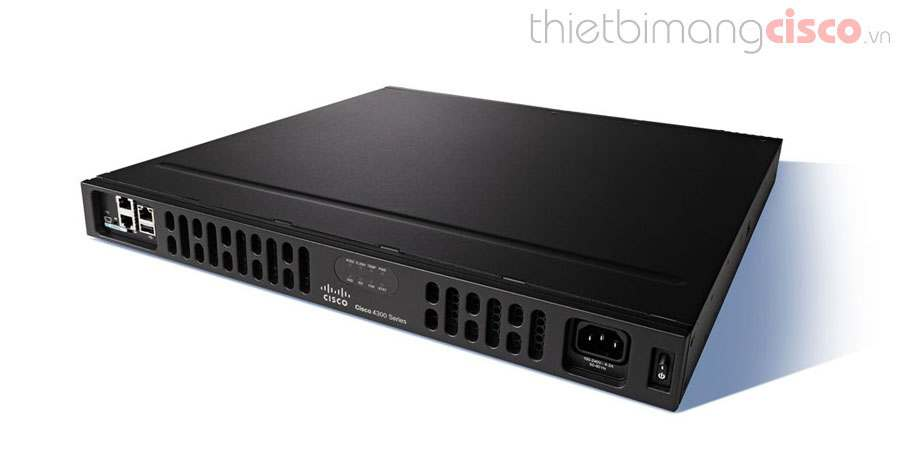 Router Cisco ISR 4331-SEC/K9