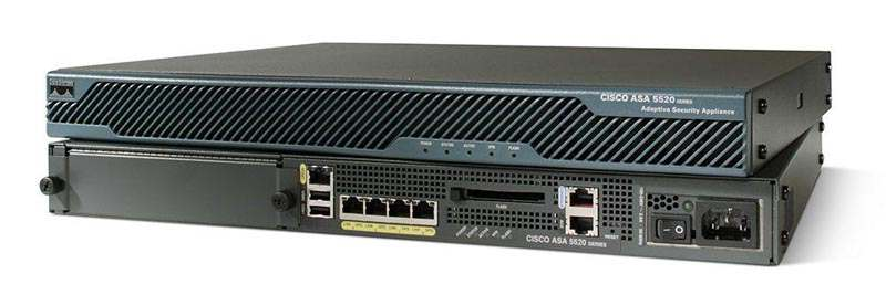 Firewall Cisco ASA5520