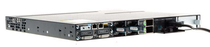 WS-C3750X-24T-E Catalyst 3750X 24 Port Data IP Services