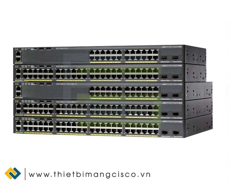 Thiết lập cấu hình dòng Switch 2960, 2960X, 2960S chuẩn Layer 2