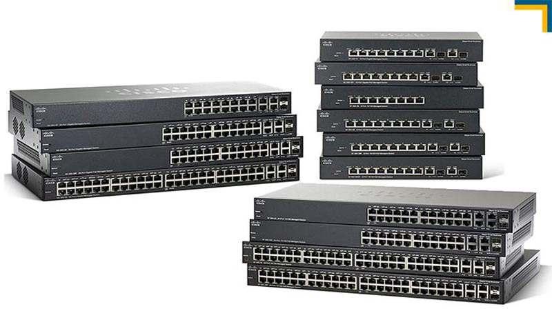 sản phẩm hãng Cisco