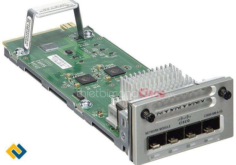 Module Cisco C3850-NM-4-1G