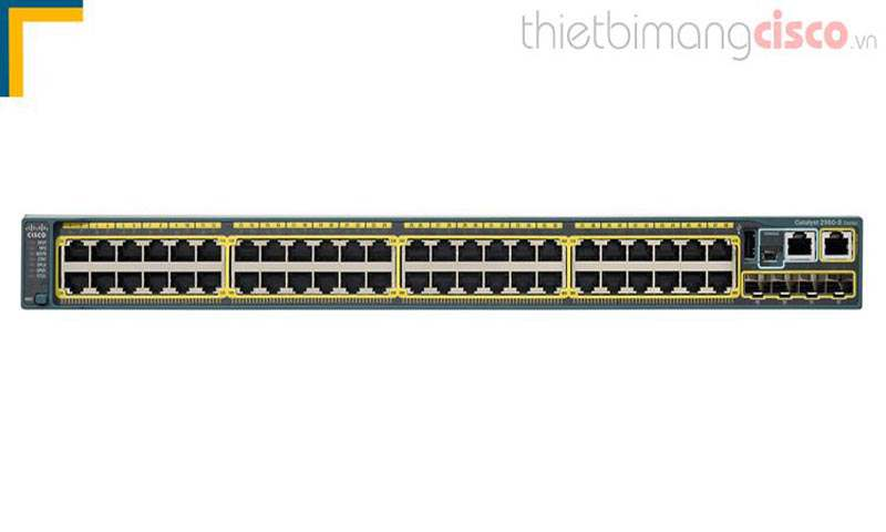 Switch Cisco C2960X-48TS-L